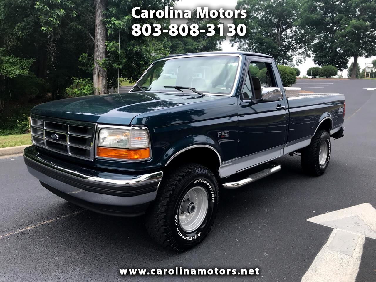 1995 Ford F150 XLT 4x4
