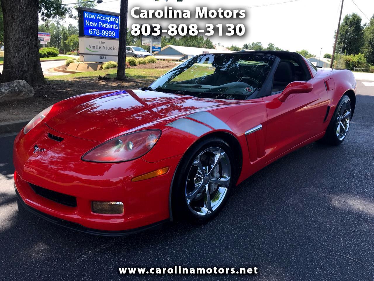 2012 Chevrolet Corvette GS Coupe 3LT