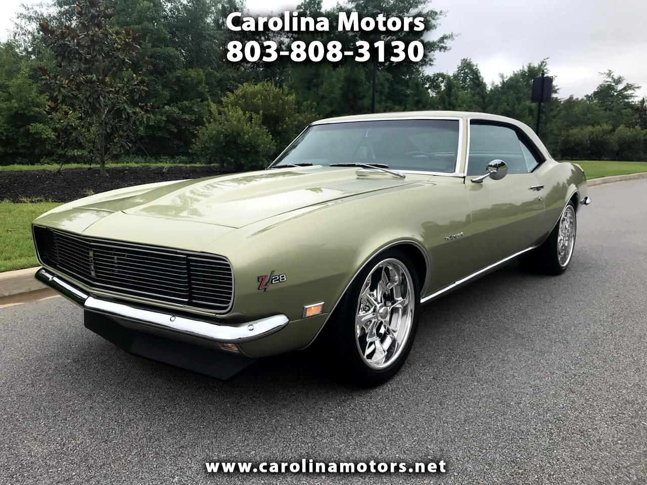 1968 Chevrolet Camaro Coupe Z/28 Pro Touring / Restro Mod