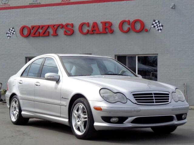 2003 Mercedes-Benz C-Class C32 AMG Sedan
