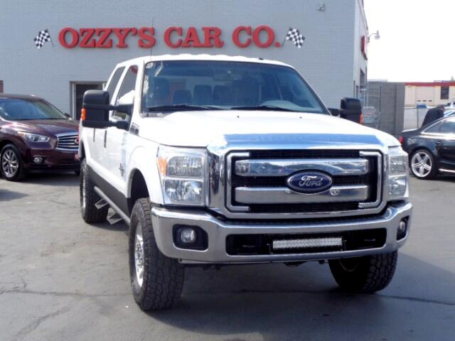 2013 Ford F-250 SD XLT Crew Cab Short Bed 4WD