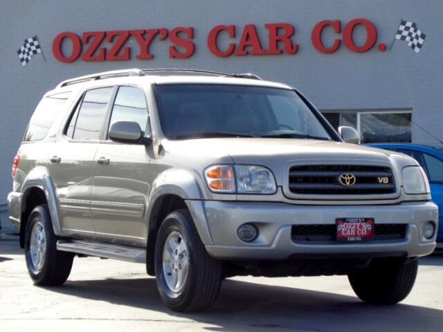 2002 Toyota Sequoia SR5 4WD