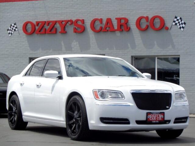 2013 Chrysler 300 Business Executive Series