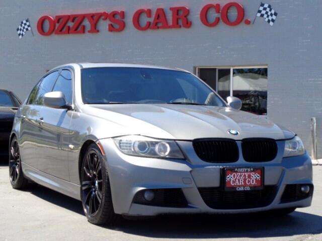 2010 BMW 3-Series 335i SA