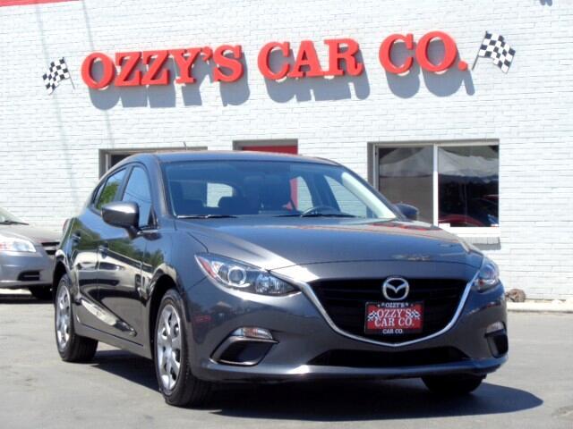 2015 Mazda MAZDA3 i Sport MT 5-Door