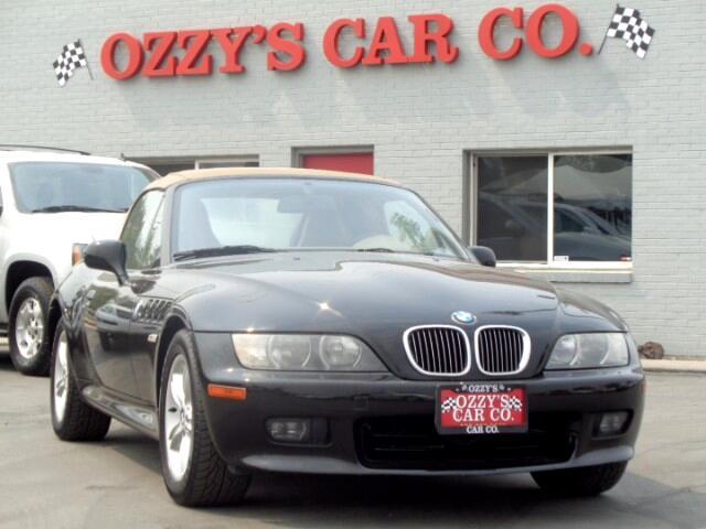 2002 BMW Z3 Roadster 2.5i