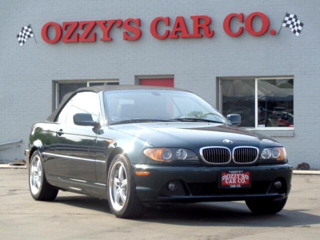 2004 BMW 3-Series 325Ci coupe