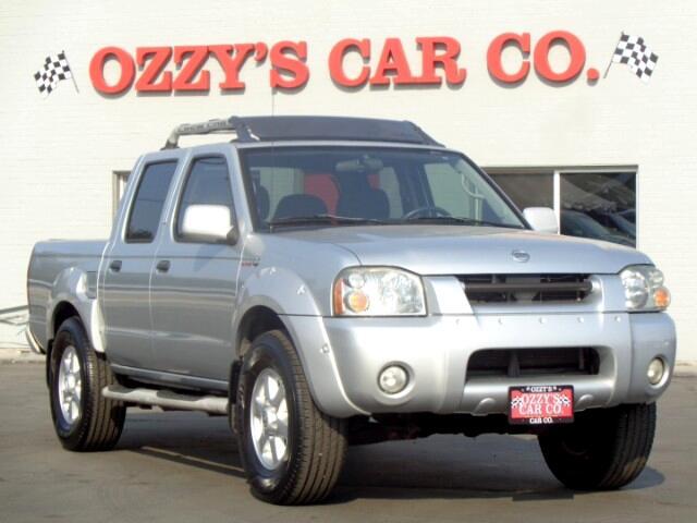2004 Nissan Frontier SC-V6 Crew Cab
