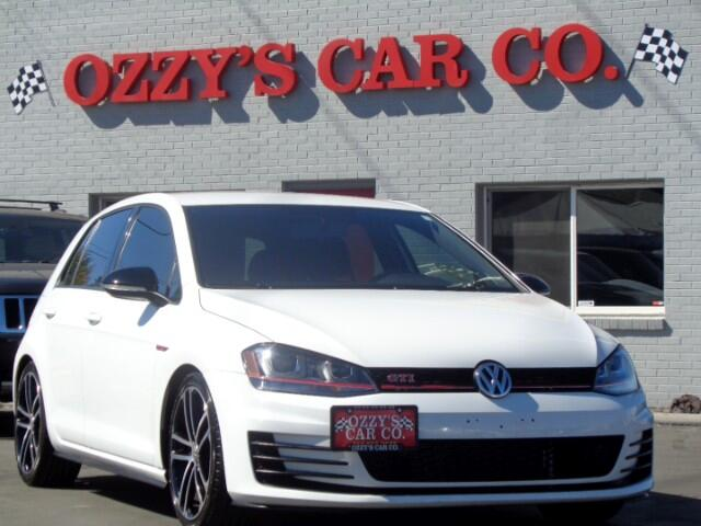 2017 Volkswagen Golf GTI SE 6A 4-Door