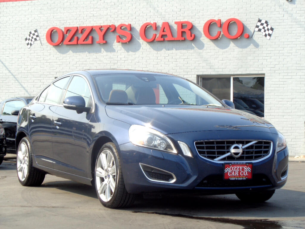2013 Volvo S60 4dr Sdn T5 AWD