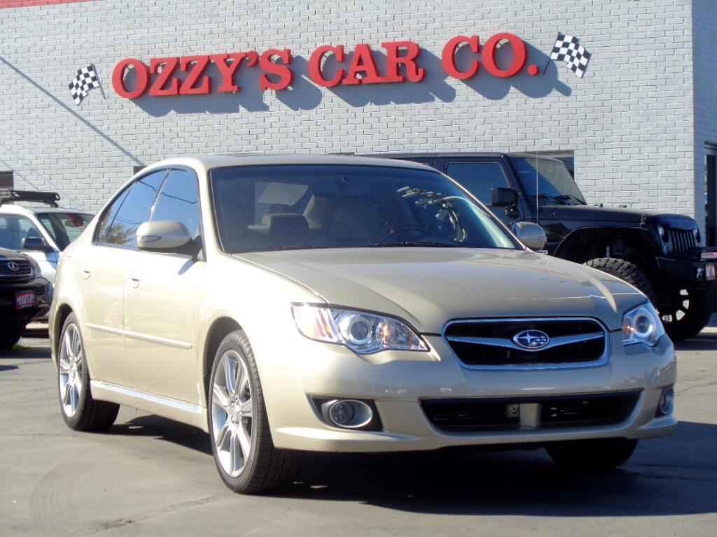 2008 Subaru Legacy (Natl) 4dr H6 Auto 3.0R Ltd w/Nav