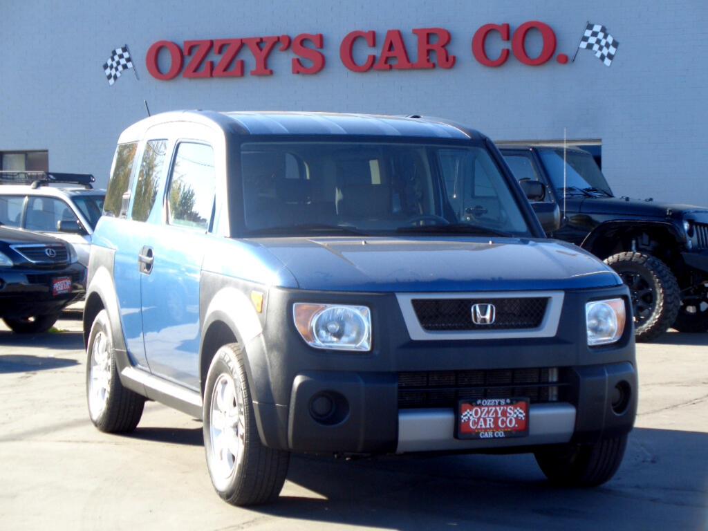 2006 Honda Element 4WD EX AT