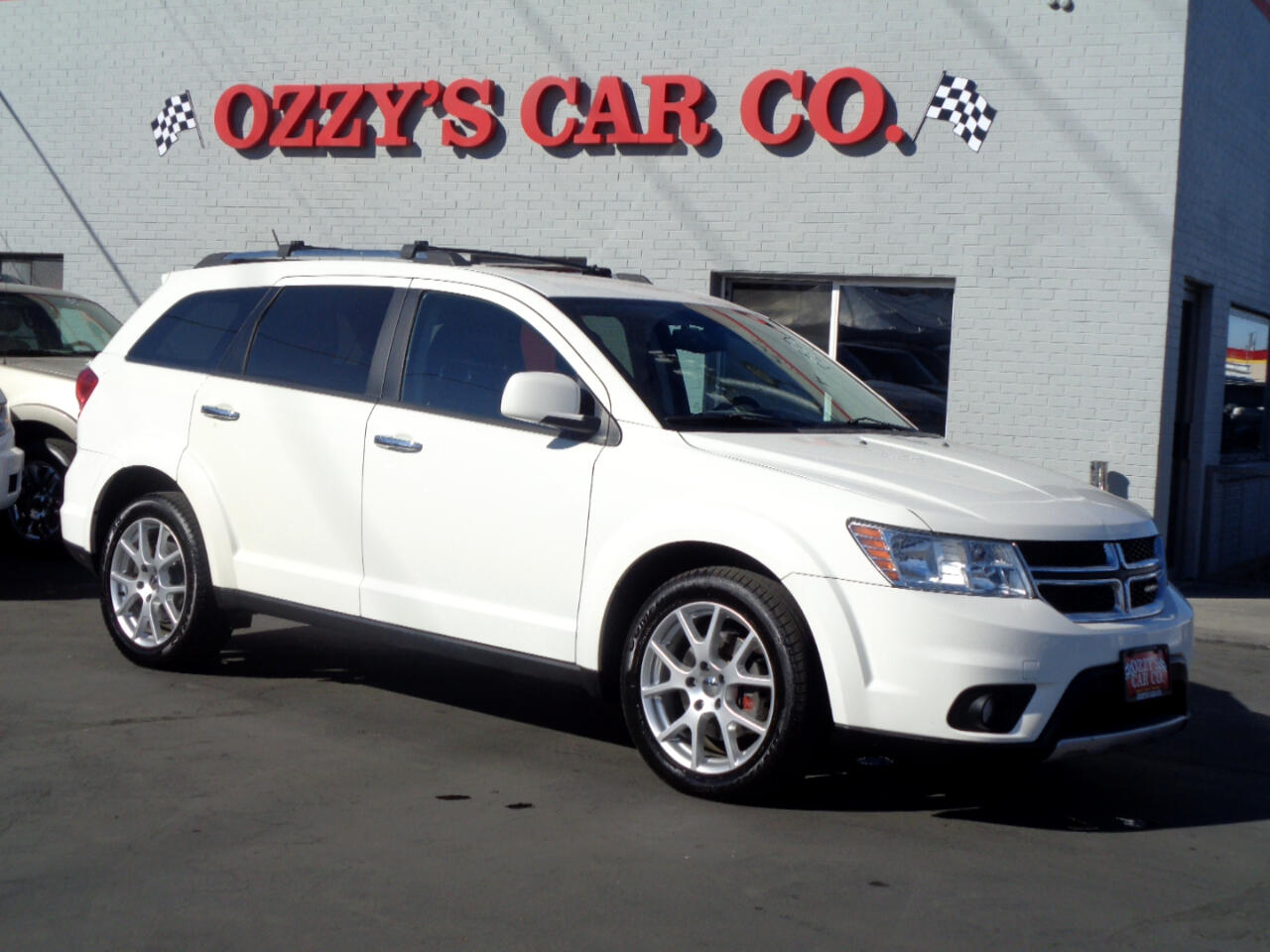 2013 Dodge Journey AWD 4dr R/T
