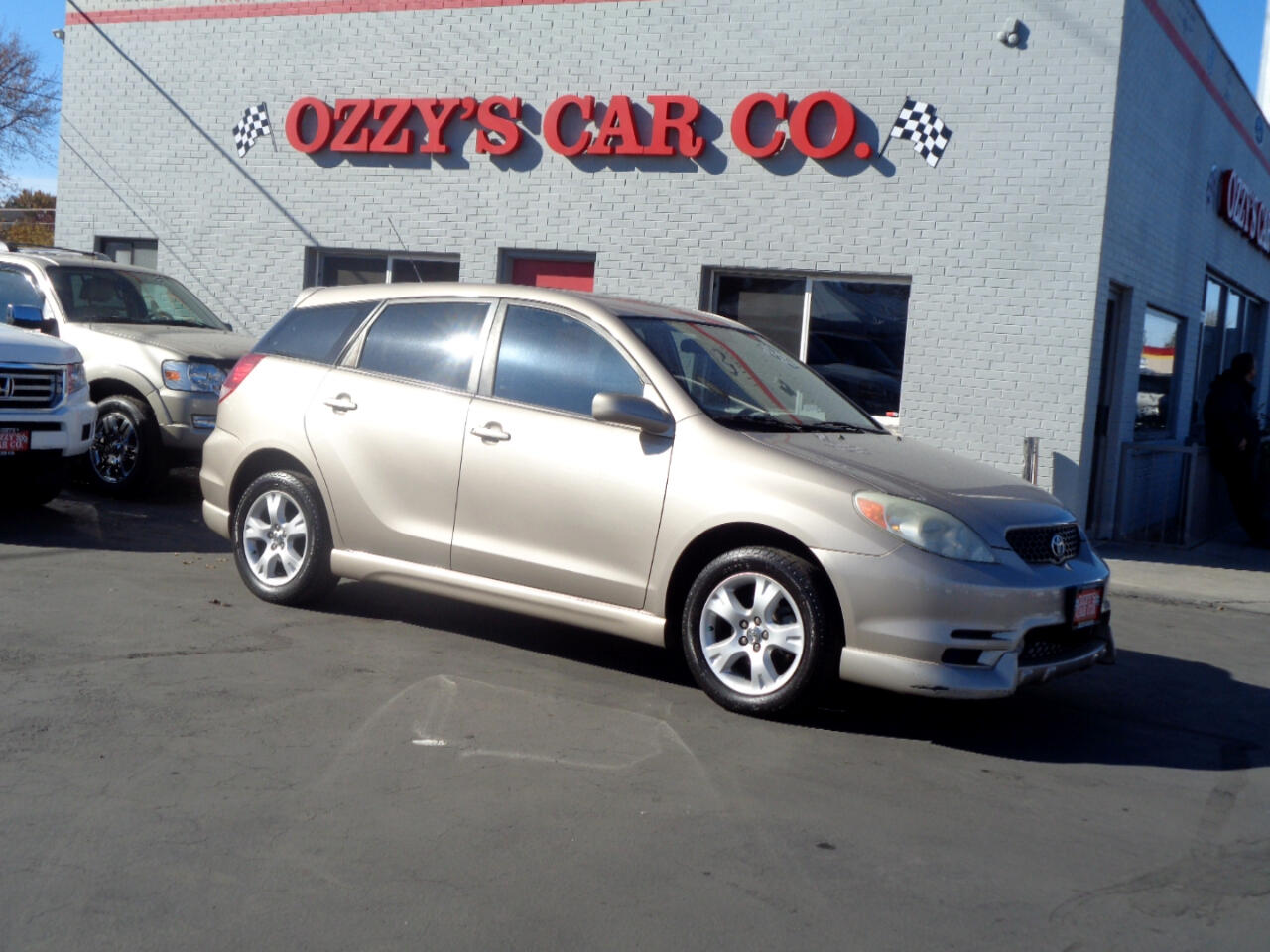 2003 Toyota Matrix 5dr Wgn Std Auto AWD (Natl)