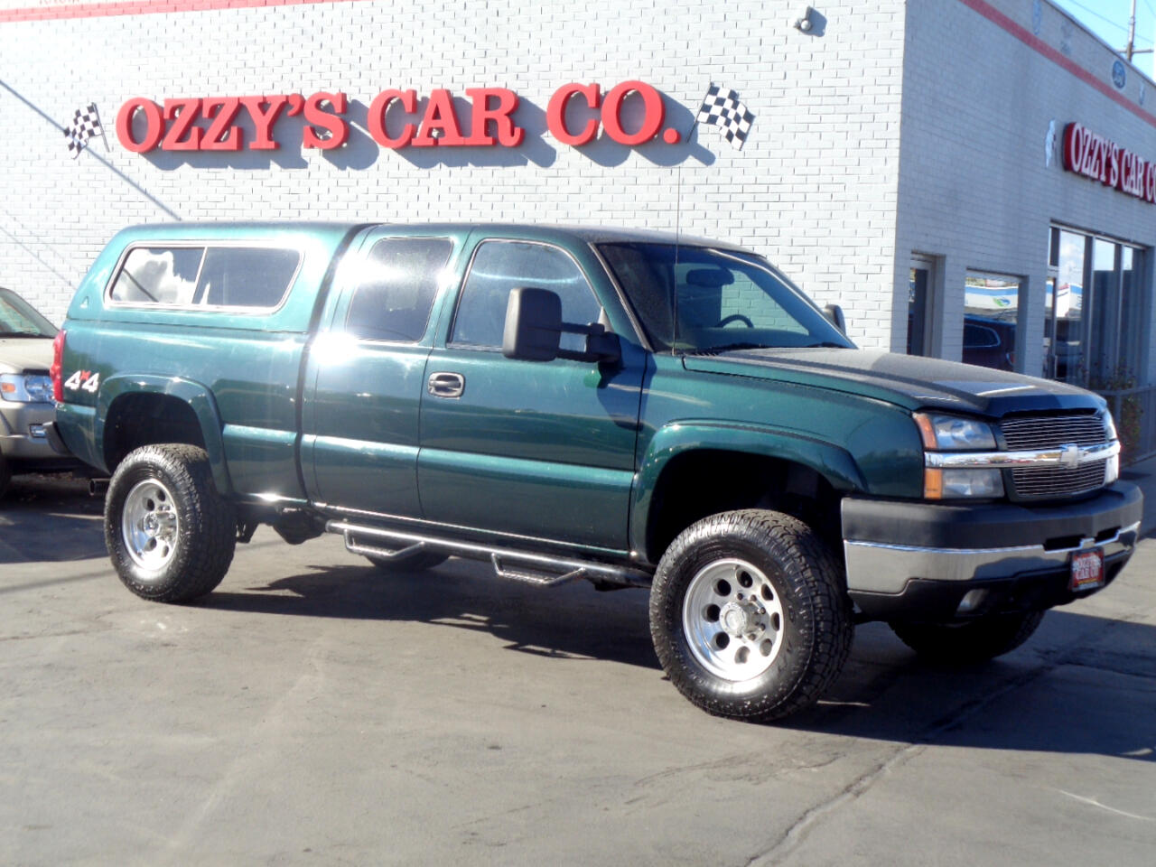 2003 Chevrolet Silverado 2500HD Ext Cab 143.5