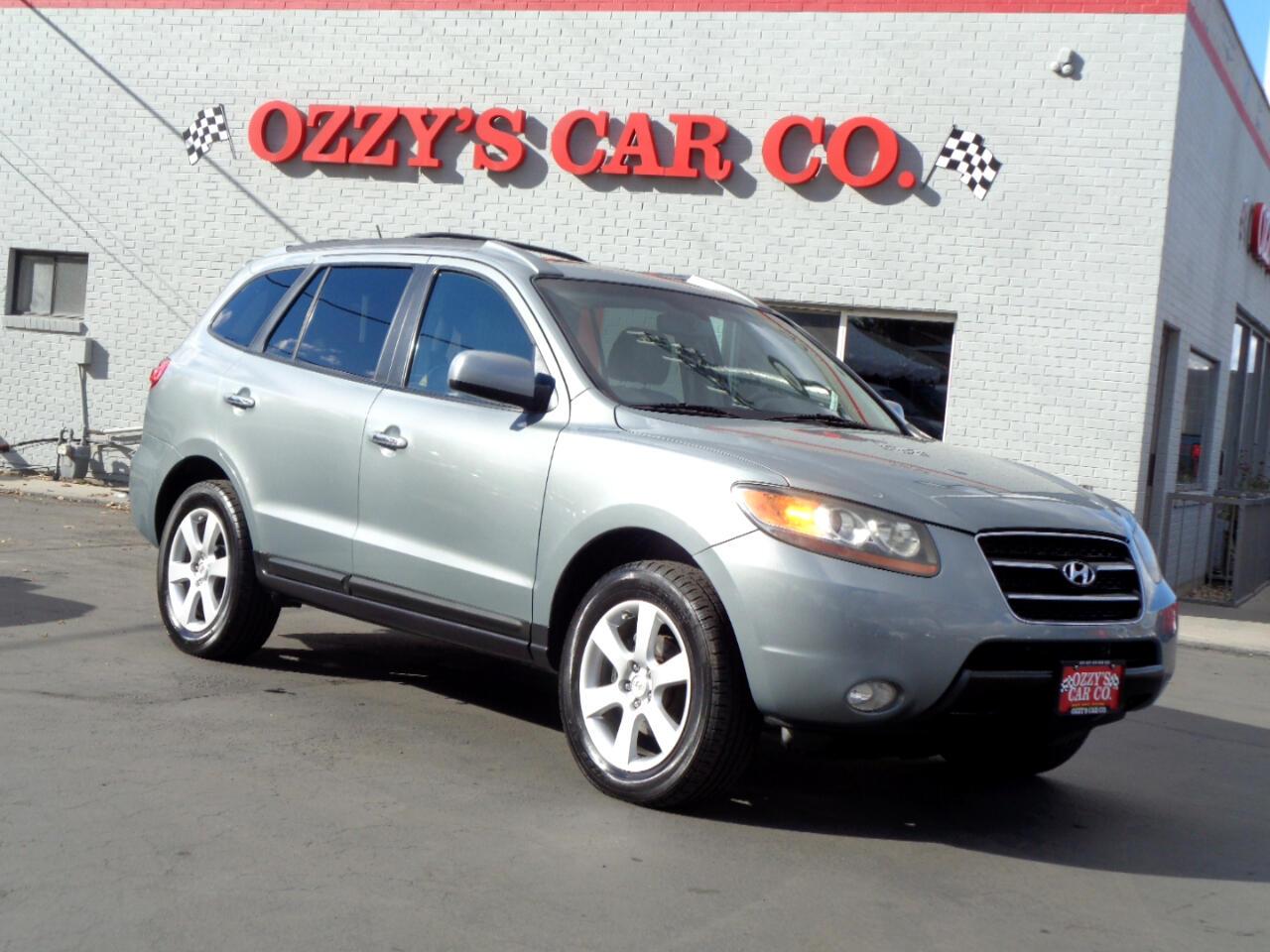 2007 Hyundai Santa Fe AWD 4dr Auto Limited w/XM