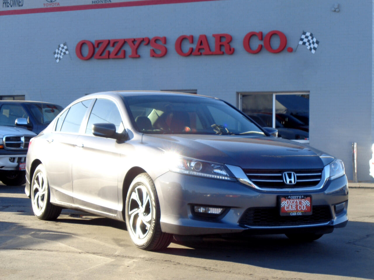 2014 Honda Accord Sedan 4dr I4 Man Sport