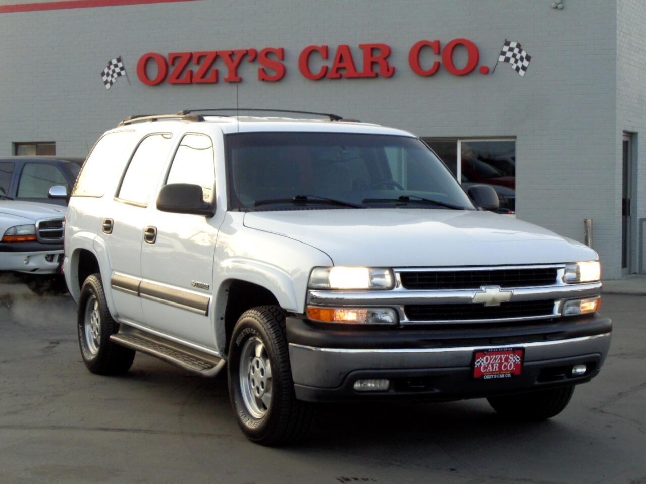 2003 Chevrolet Tahoe 4dr 1500 4WD LS