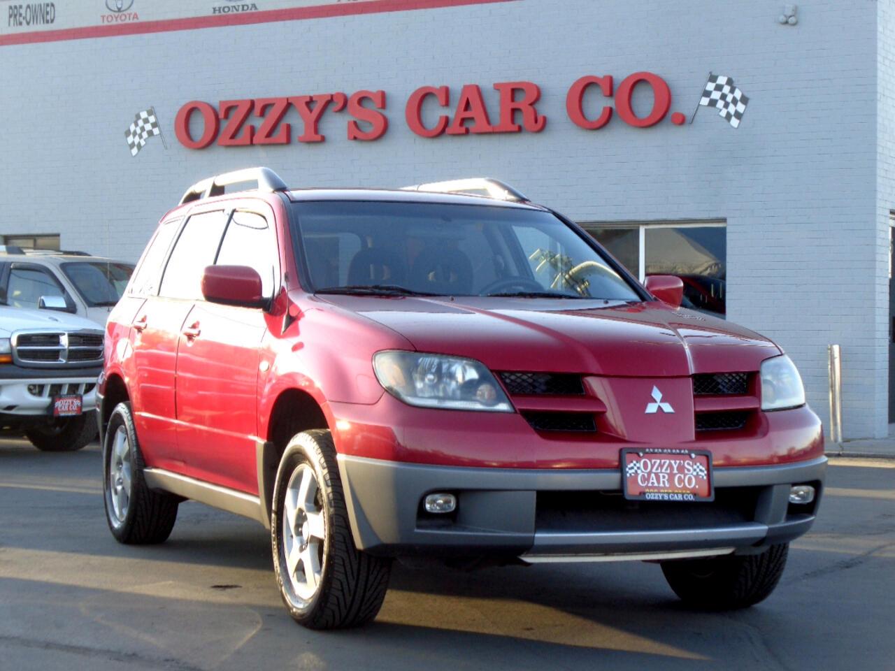 2003 Mitsubishi Outlander 4dr XLS
