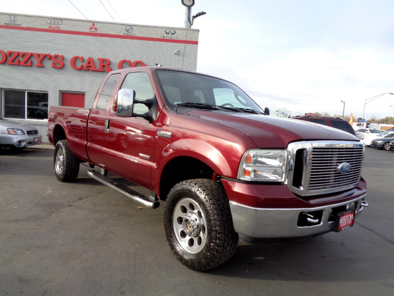 2006 Ford Super Duty F-350 SRW 4WD SuperCab 158