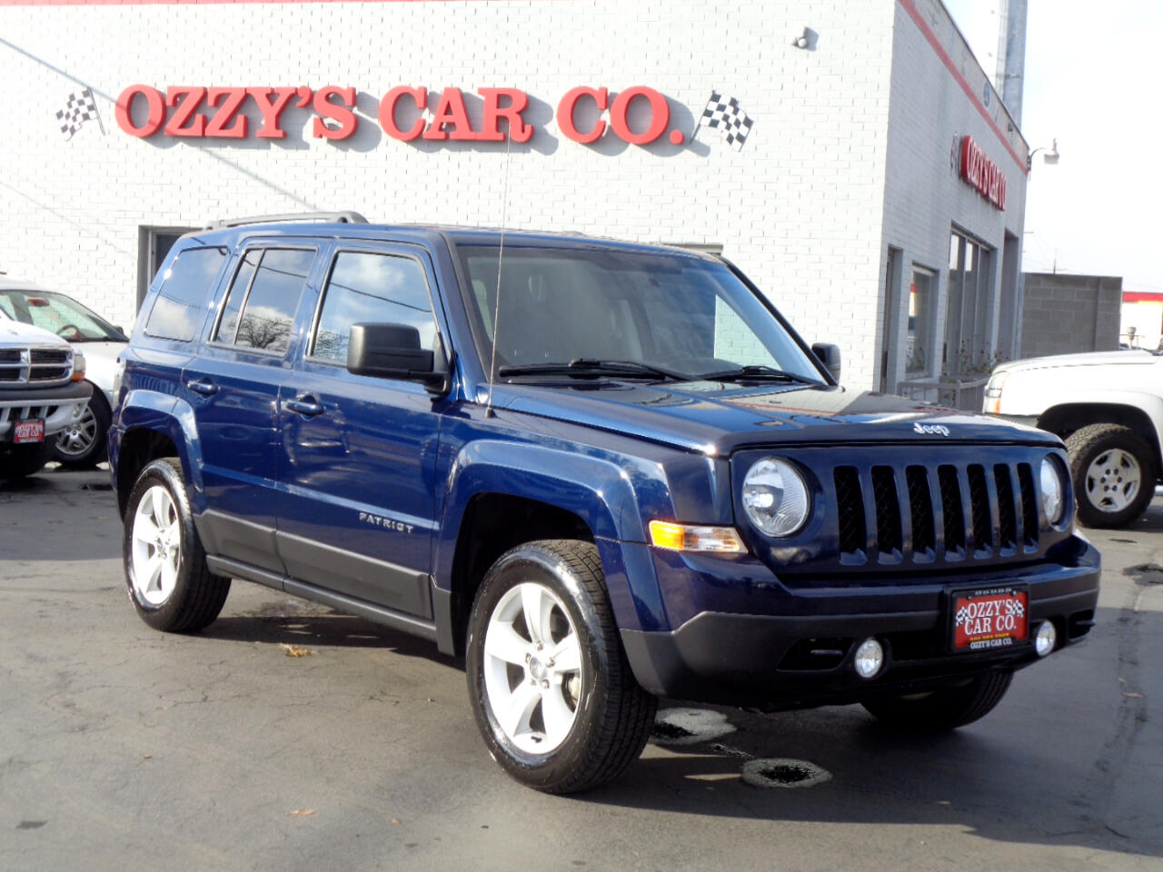 2015 Jeep Patriot 4WD 4dr Latitude