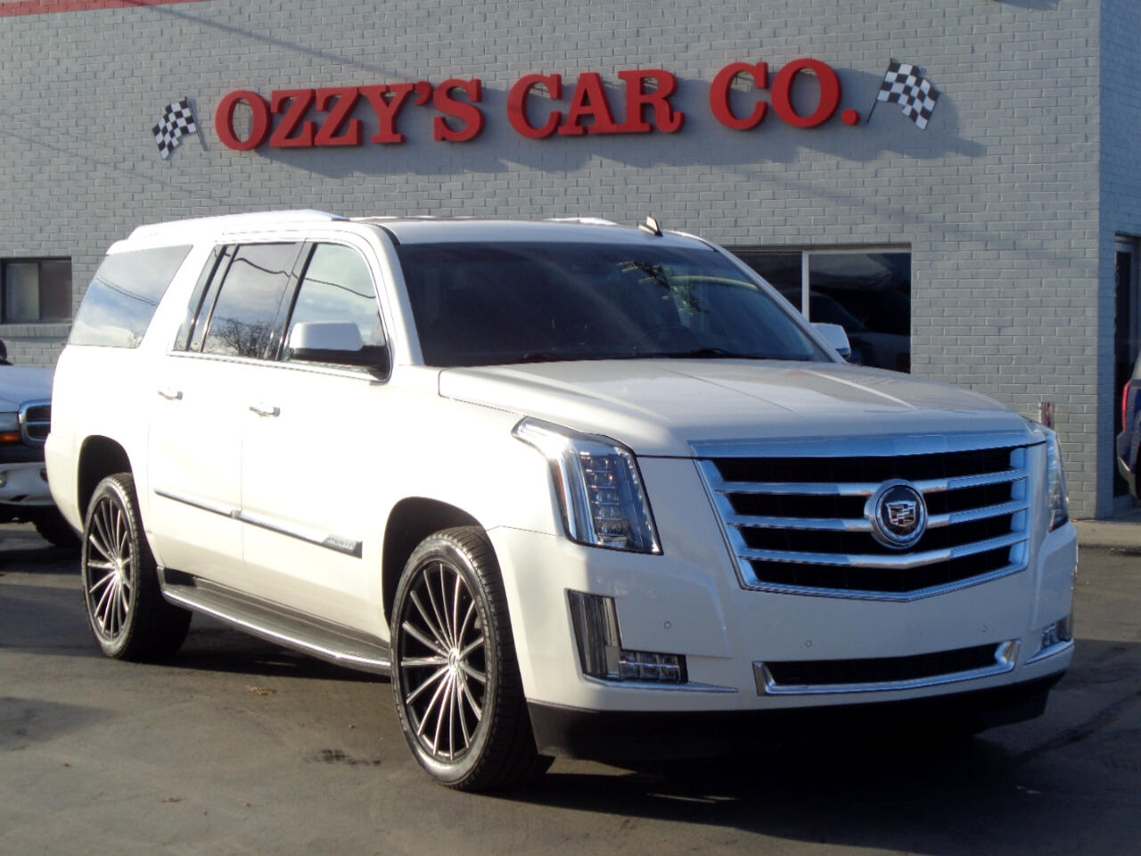 2015 Cadillac Escalade ESV 4WD 4dr Luxury Collection