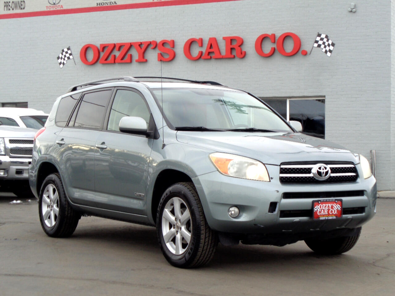 2007 Toyota RAV4 2WD 4dr 4-cyl Limited (Natl)