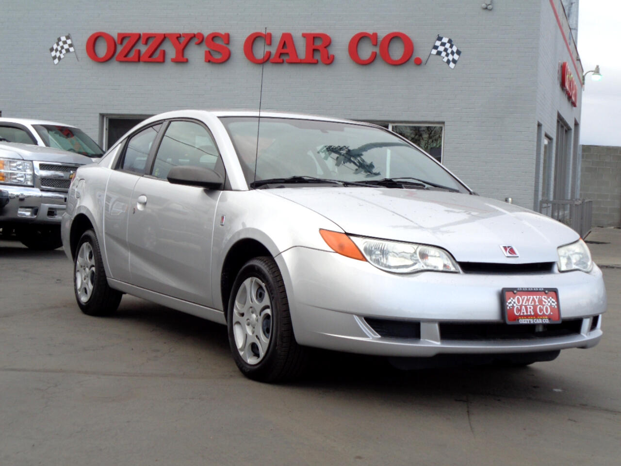 2005 Saturn ION ION 2 Quad Cpe Auto