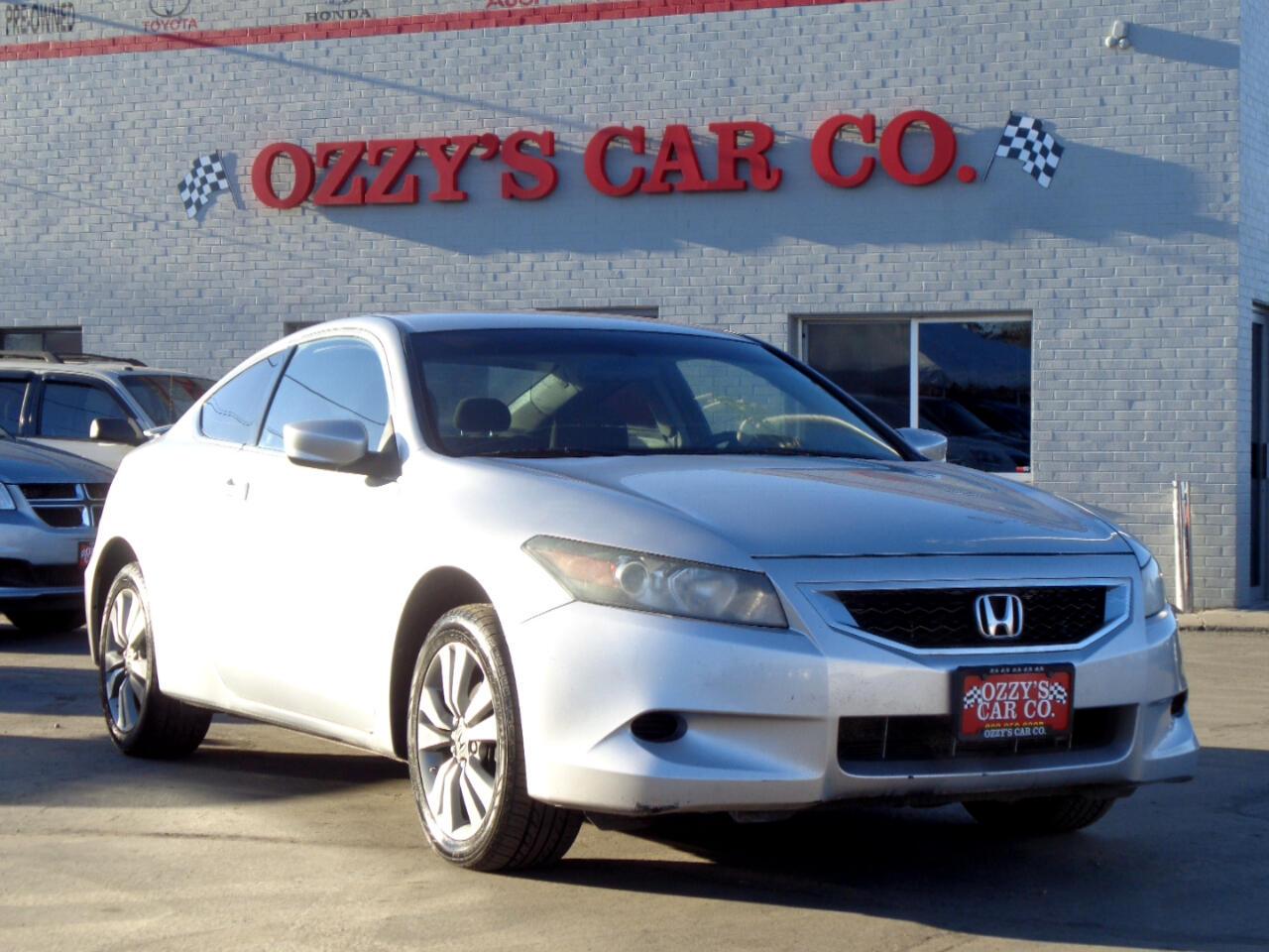 2008 Honda Accord Cpe 2dr I4 Auto LX-S