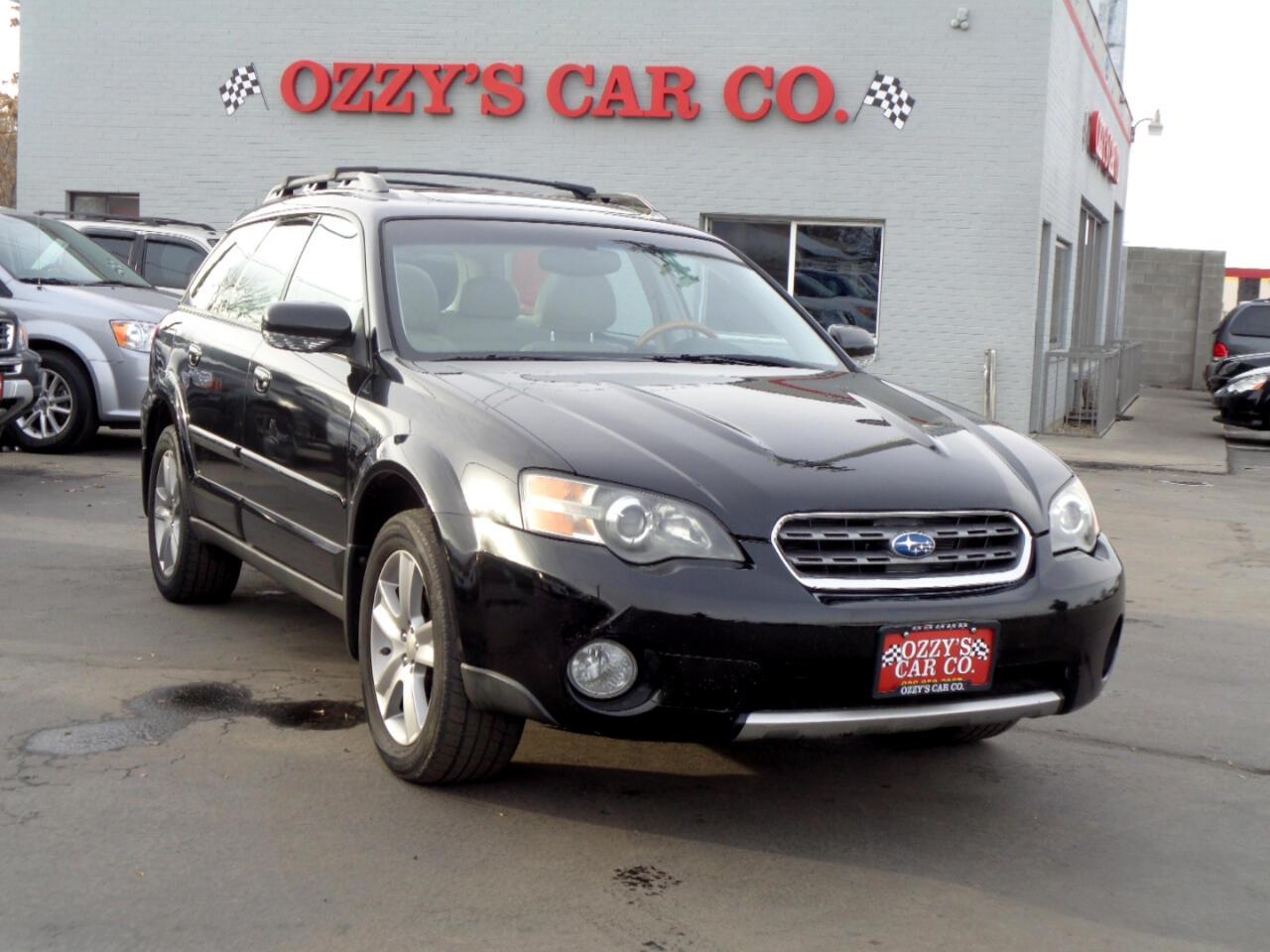 2005 Subaru Legacy Wagon (Natl) Outback 3.0 R L.L. Bean Edition