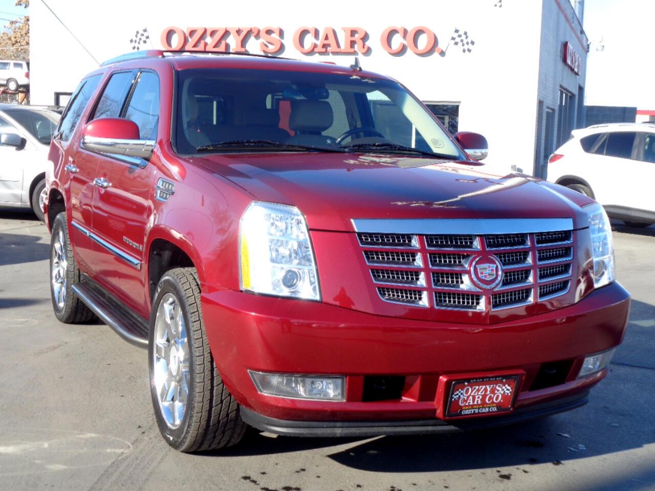 2009 Cadillac Escalade AWD 4dr