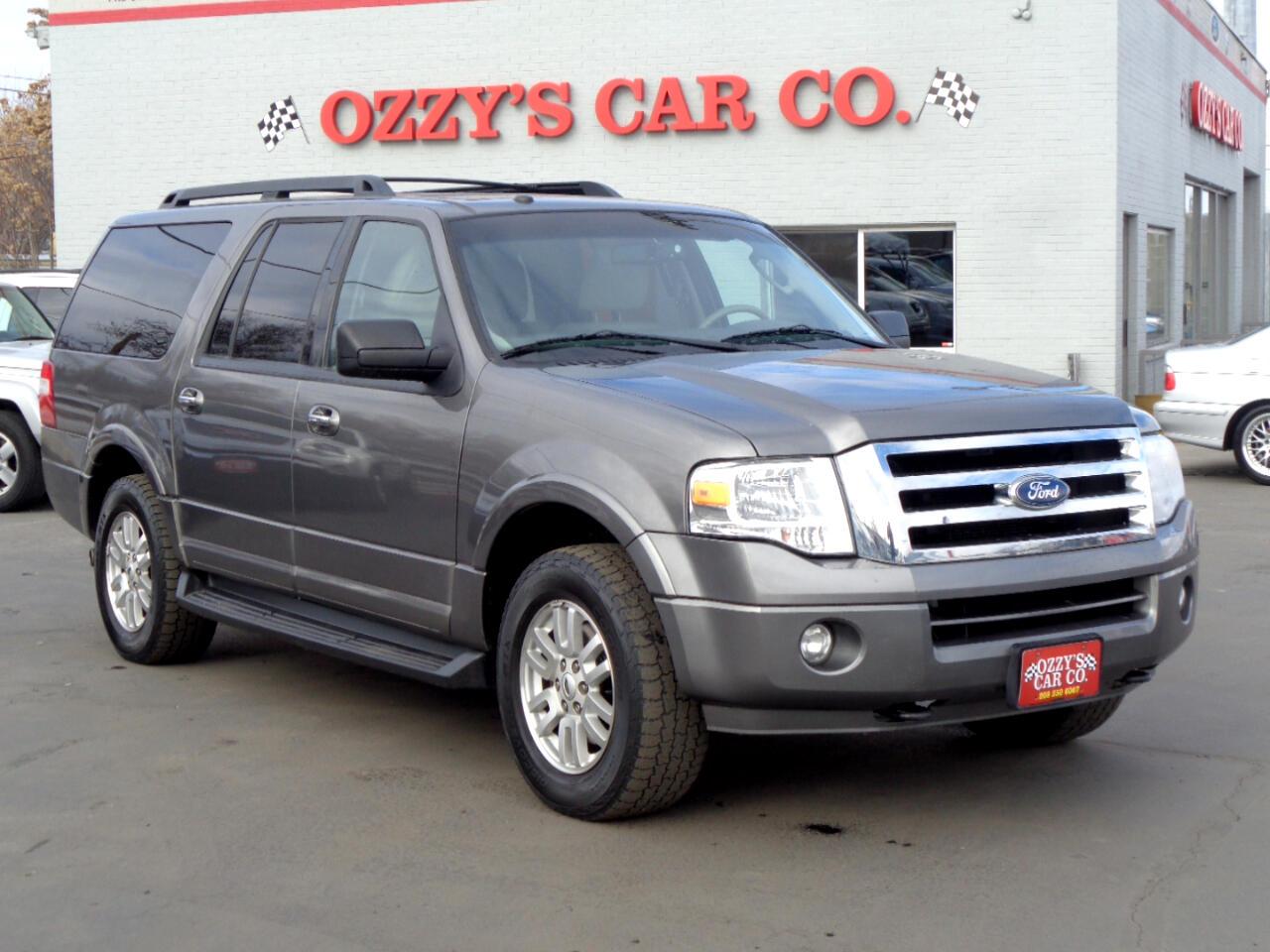 2012 Ford Expedition EL 4WD 4dr XLT