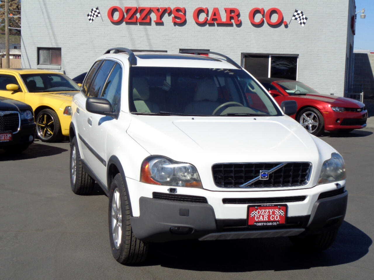 2005 Volvo XC90 4dr 2.5L Turbo AWD