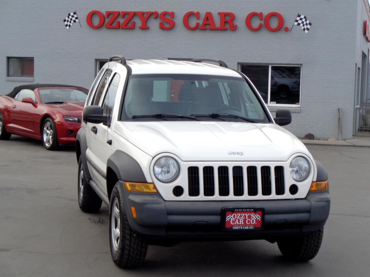 2007 Jeep Liberty 4WD 4dr Sport