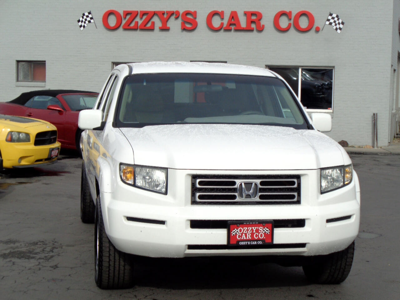 2006 Honda Ridgeline RTS AT