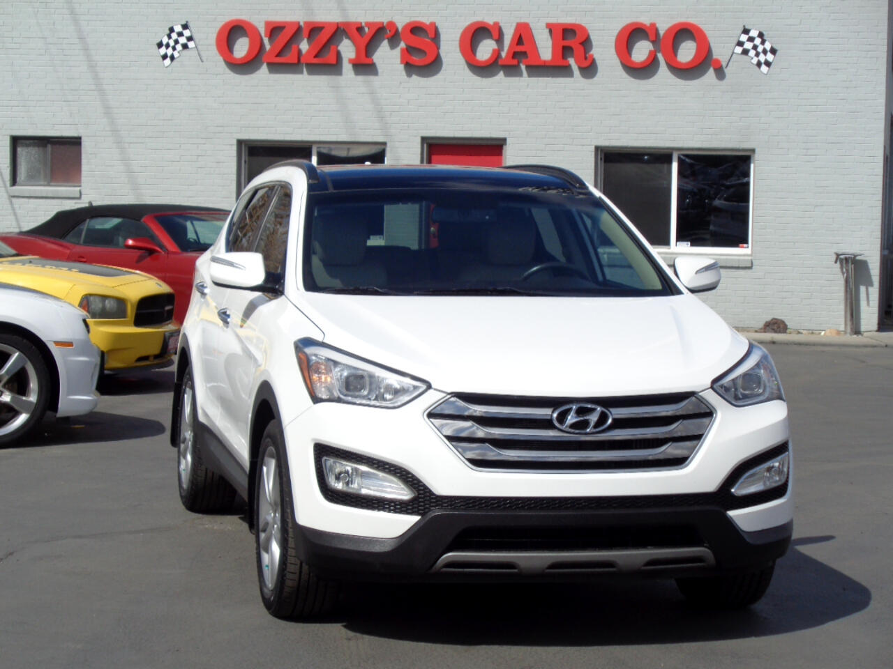 2015 Hyundai Santa Fe Sport FWD 4dr 2.0T