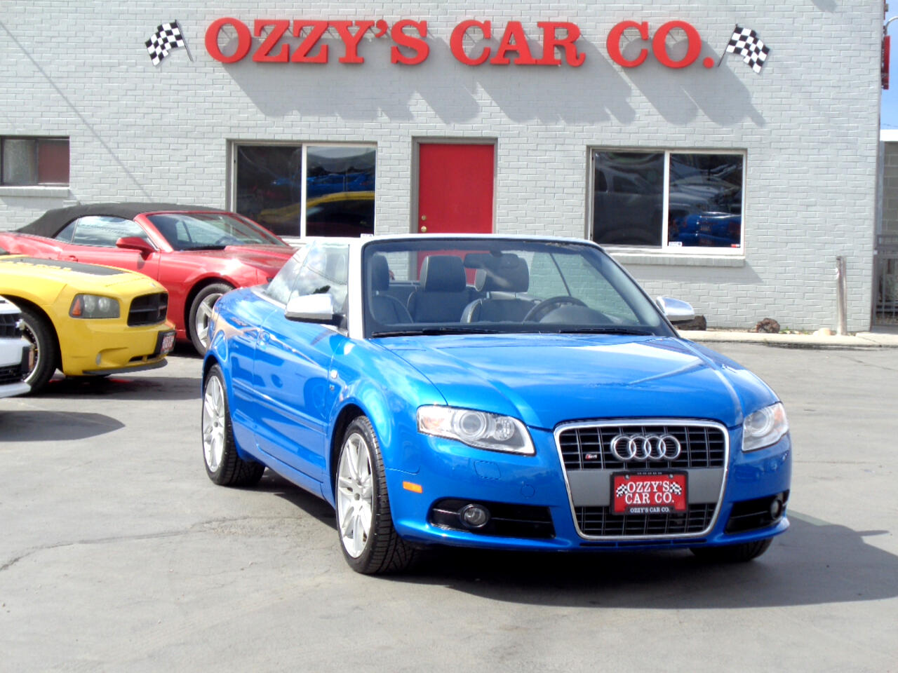 2009 Audi S4 2dr Cabriolet Man *Ltd Avail*