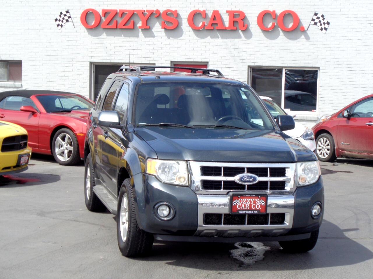 2008 Ford Escape 4WD 4dr V6 Auto Limited