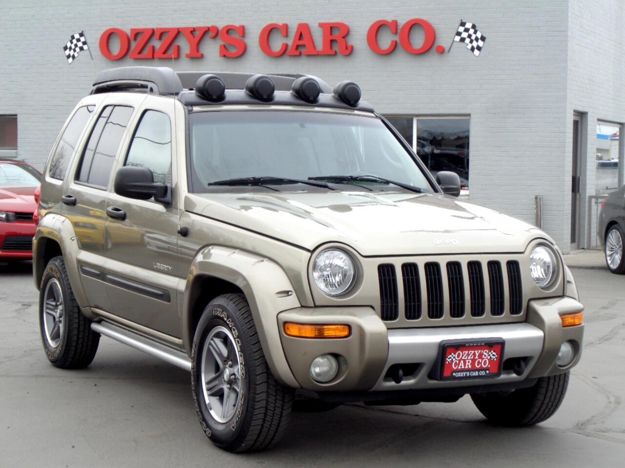 2004 Jeep Liberty 4dr Renegade 4WD