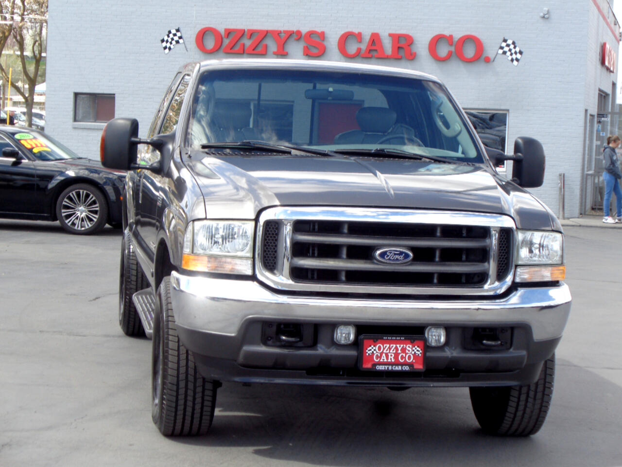 "2003 Ford Super Duty F-250 Supercab 142"" Lariat 4WD"