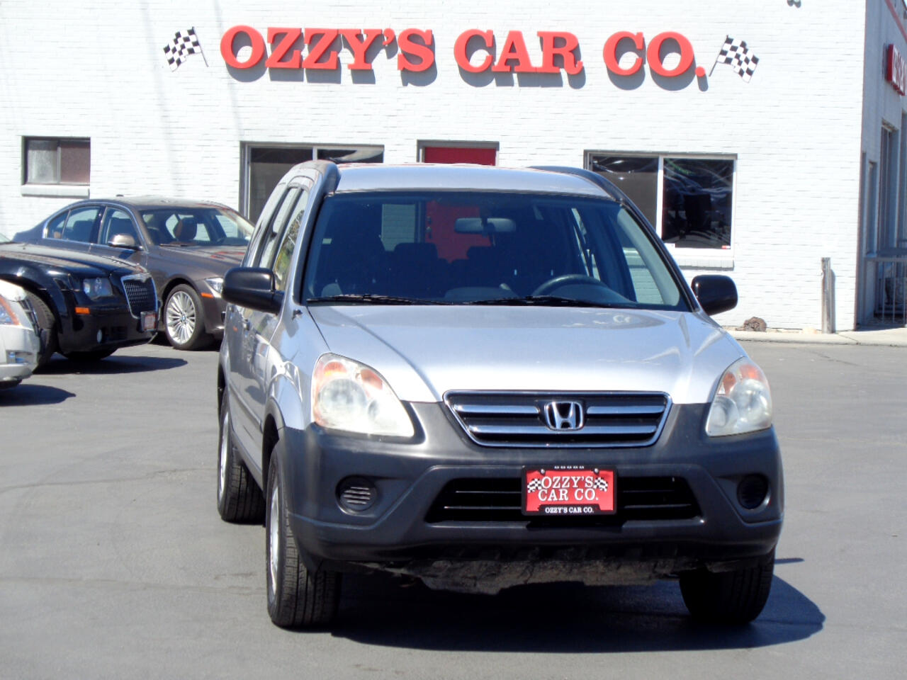 2005 Honda CR-V 4WD LX AT