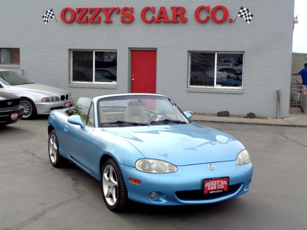 2001 Mazda MX-5 Miata 2dr Conv SE Special Edition