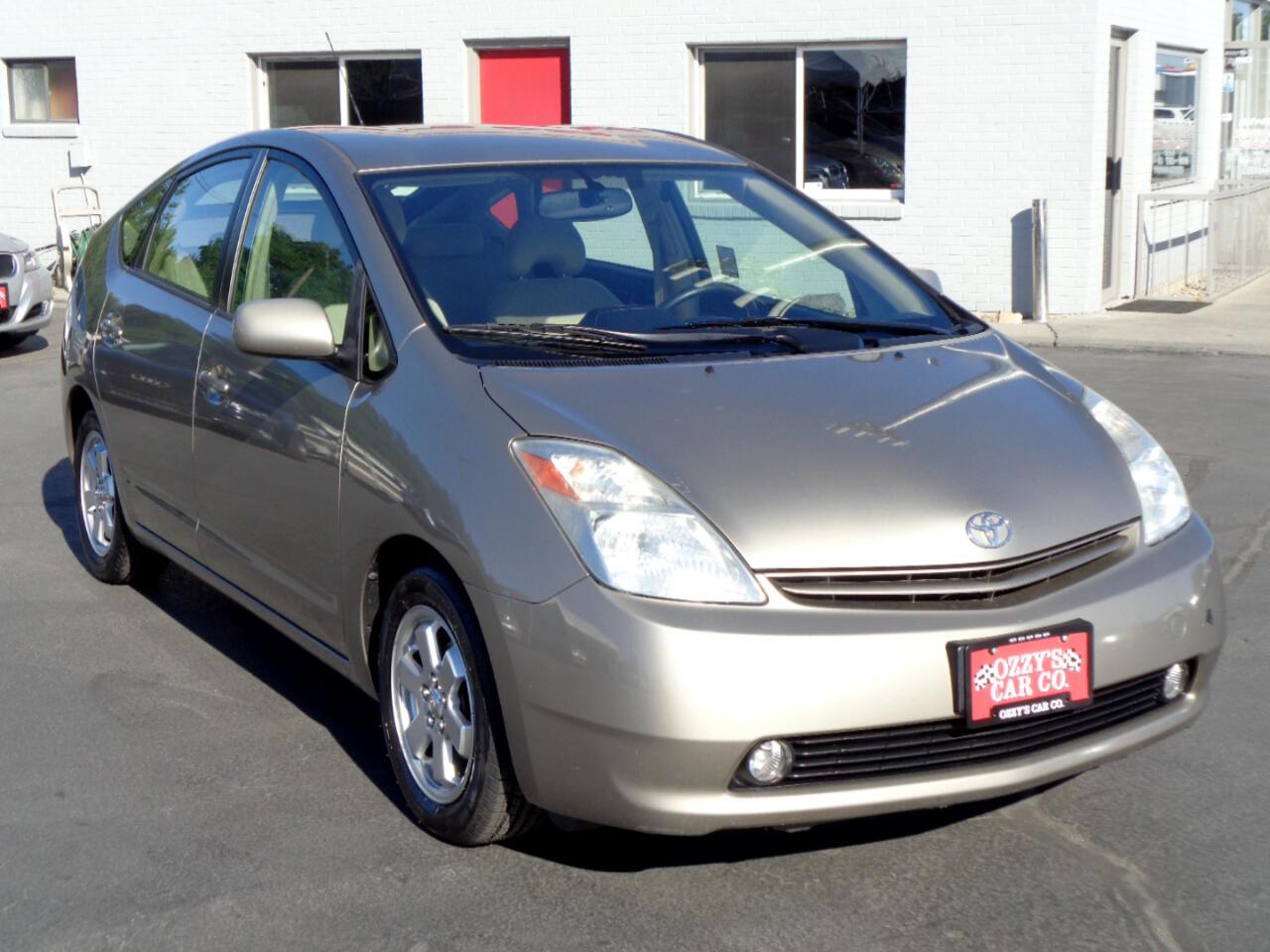 2005 Toyota Prius 5dr HB (Natl)