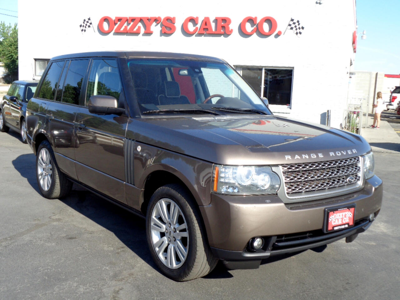 2010 Land Rover Range Rover 4WD 4dr HSE LUX