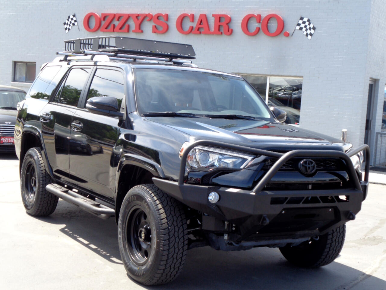 2017 Toyota 4Runner 4dr Auto 4WD SR5 3.4L
