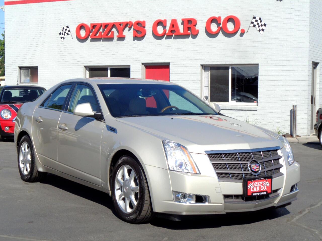 2008 Cadillac CTS 4dr Sdn RWD w/1SB