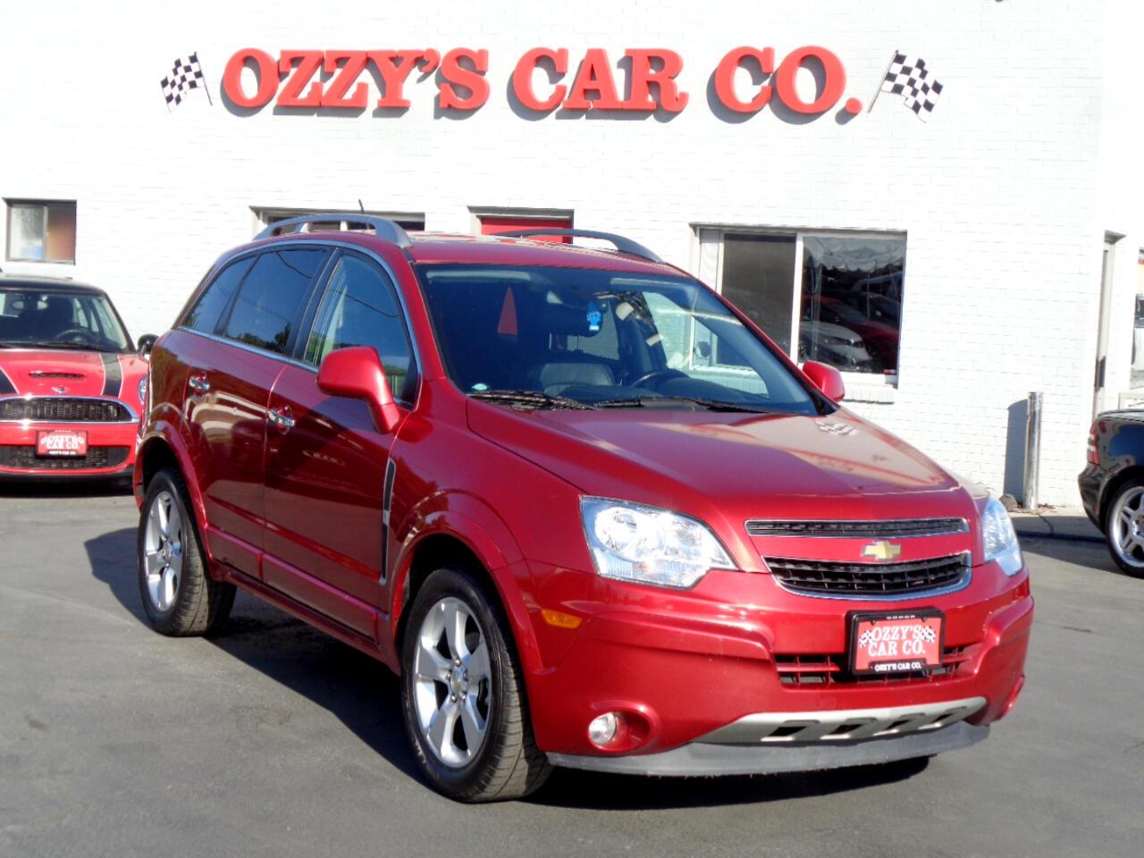 2014 Chevrolet Captiva Sport Fleet FWD 4dr LT