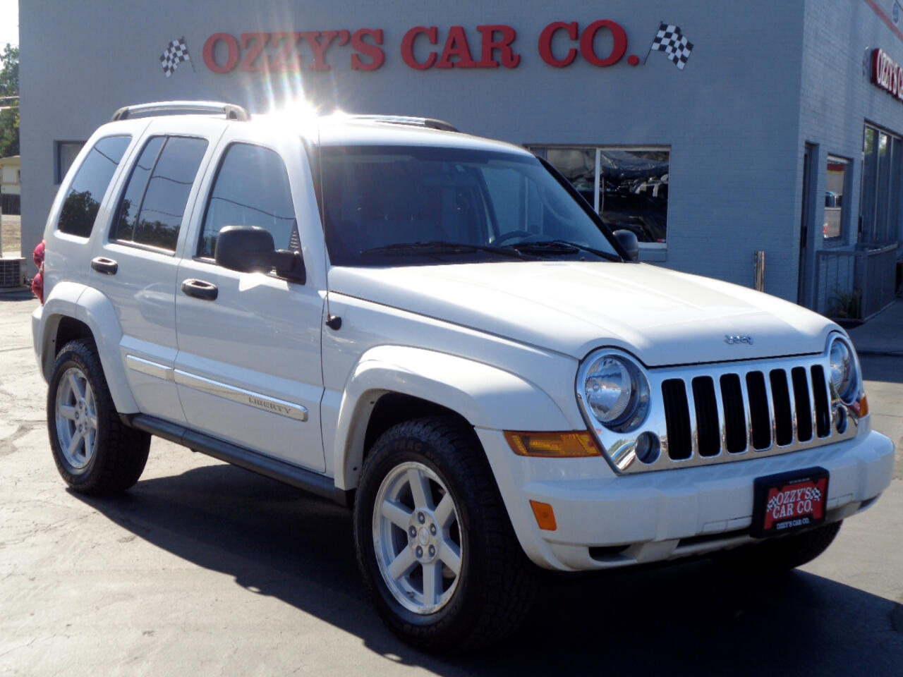 2007 Jeep Liberty 2WD 4dr Limited