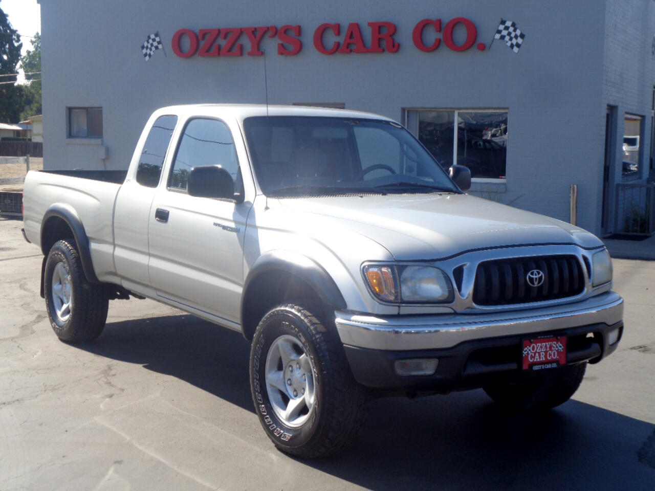 2003 Toyota Tacoma XtraCab V6 Manual 4WD (Natl)