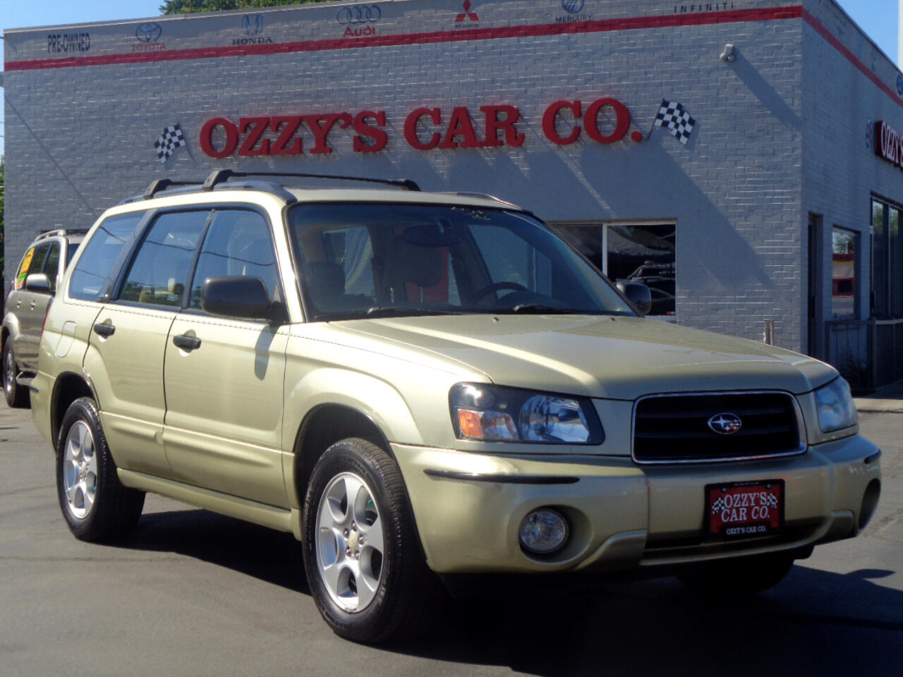 2003 Subaru Forester 4dr 2.5 XS Auto